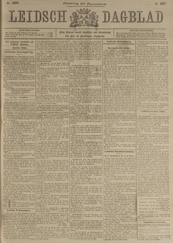 Leidsch Dagblad 1907-11-19