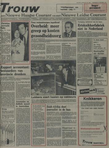 Nieuwe Leidsche Courant 1976-10-27