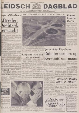 Leidsch Dagblad 1968-11-13