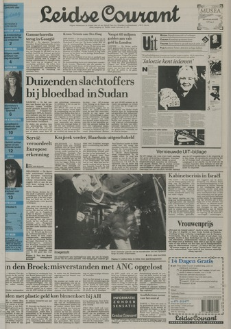 Leidse Courant 1992-01-16