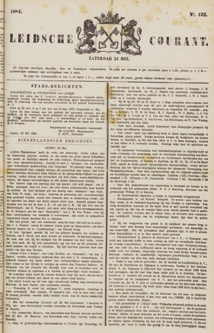 Leydse Courant 1884-05-24