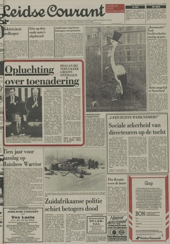 Leidse Courant 1985-11-22
