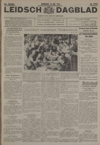Leidsch Dagblad 1937-07-14