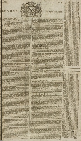 Leydse Courant 1773-07-30