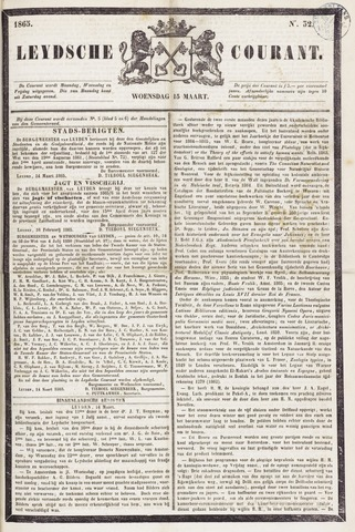 Leydse Courant 1865-03-15