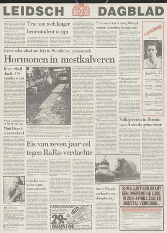 Leidsch Dagblad 1988-08-11