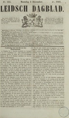 Leidsch Dagblad 1861-12-02