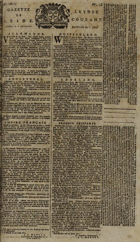Leydse Courant 1811-07-01