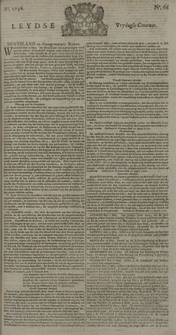 Leydse Courant 1736-06-01