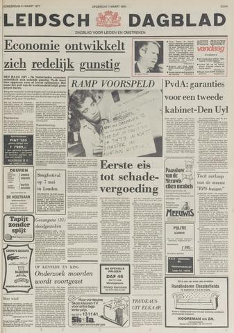 Leidsch Dagblad 1977-03-31