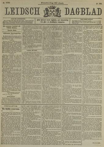 Leidsch Dagblad 1911-06-29