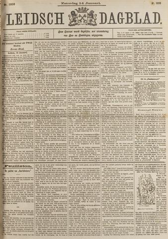 Leidsch Dagblad 1899-01-14