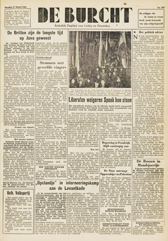 De Burcht 1946-03-11