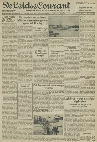 Leidse Courant 1949-07-30