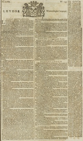 Leydse Courant 1769-11-22