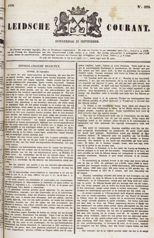 Leydse Courant 1876-09-21
