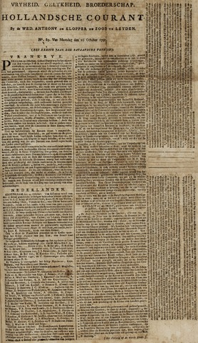 Leydse Courant 1795-10-26