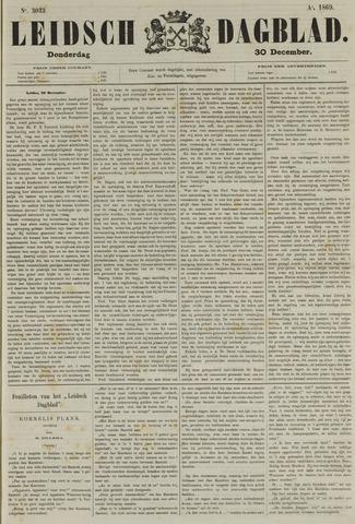 Leidsch Dagblad 1869-12-30