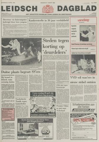 Leidsch Dagblad 1985-04-27