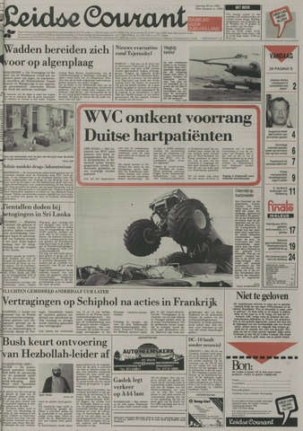 Leidse Courant 1989-07-29