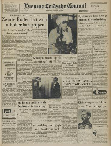 Nieuwe Leidsche Courant 1957-05-18