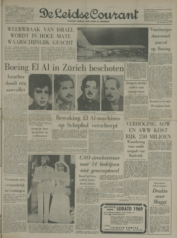 Leidse Courant 1969-02-19