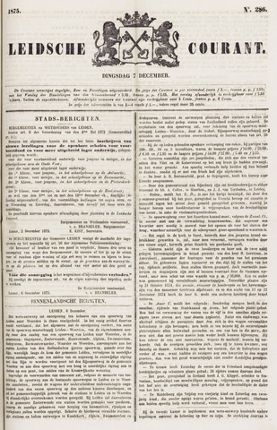 Leydse Courant 1875-12-07