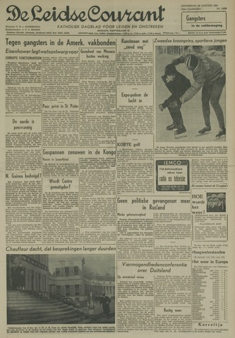 Leidse Courant 1959-01-29