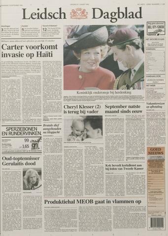 Leidsch Dagblad 1994-09-19