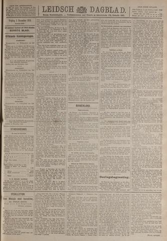 Leidsch Dagblad 1919-12-05
