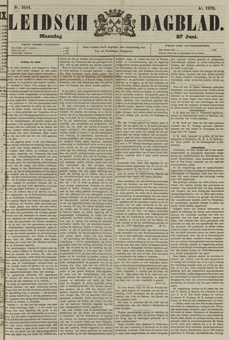 Leidsch Dagblad 1870-06-27