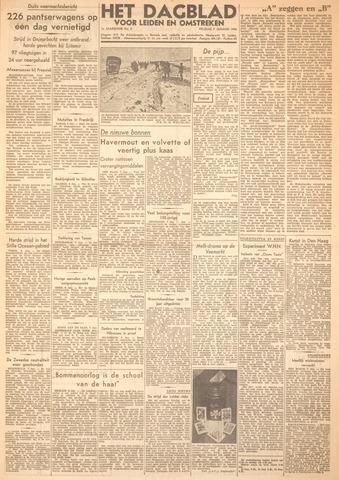 Dagblad voor Leiden en Omstreken 1944-01-07
