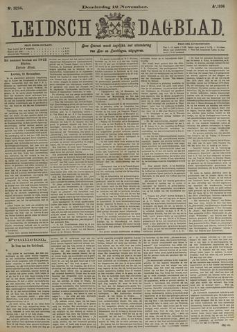 Leidsch Dagblad 1896-11-12
