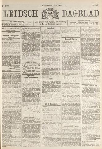 Leidsch Dagblad 1915-06-19