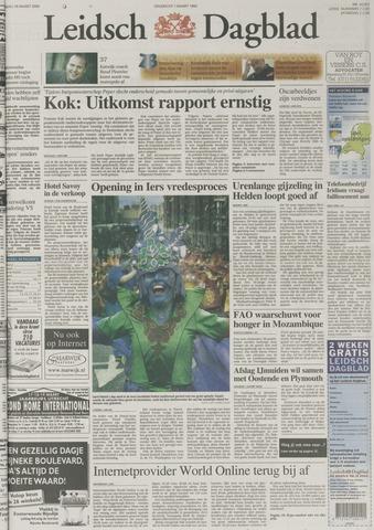 Leidsch Dagblad 2000-03-18