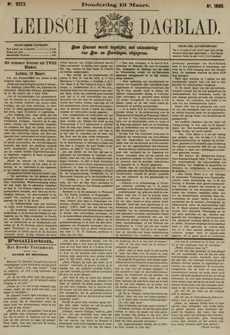 Leidsch Dagblad 1890-03-13