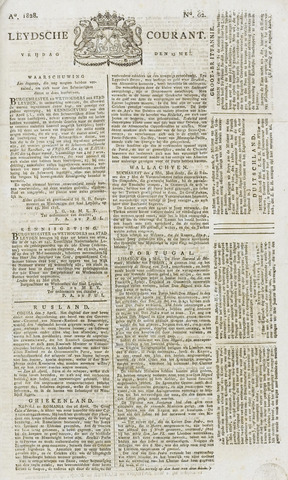 Leydse Courant 1828-05-23