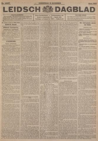 Leidsch Dagblad 1923-11-15