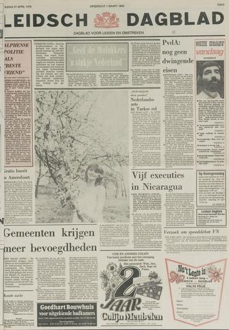 Leidsch Dagblad 1979-04-27
