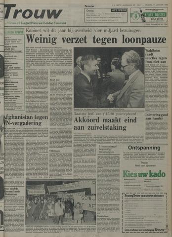 Nieuwe Leidsche Courant 1980-01-11