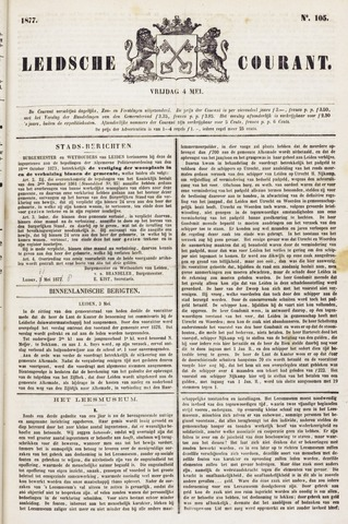 Leydse Courant 1877-05-04