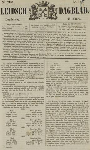 Leidsch Dagblad 1867-03-21