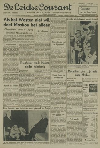 Leidse Courant 1959-03-05