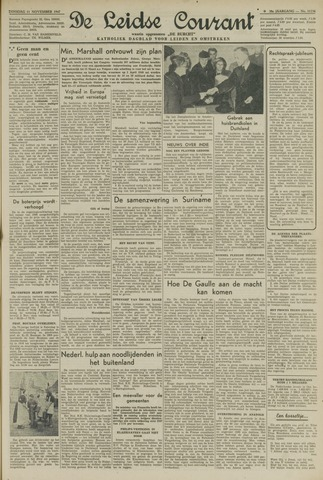 Leidse Courant 1947-11-11