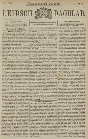 Leidsch Dagblad 1882-10-26