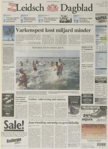 Leidsch Dagblad 1998