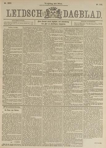 Leidsch Dagblad 1901-05-10