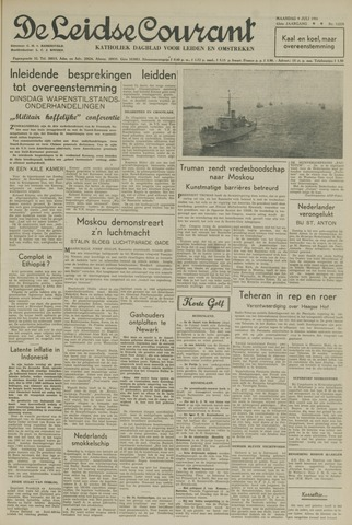 Leidse Courant 1951-07-09