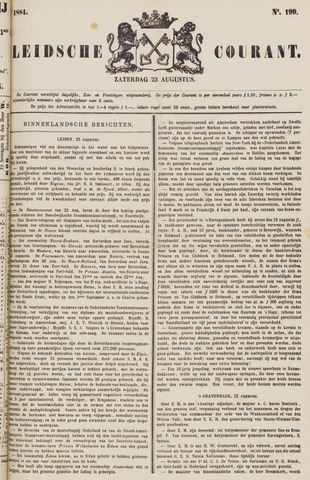 Leydse Courant 1884-08-23