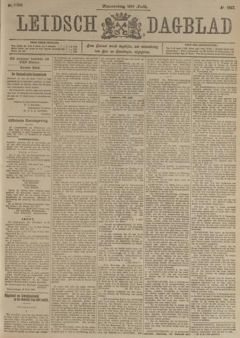 Leidsch Dagblad 1907-07-20